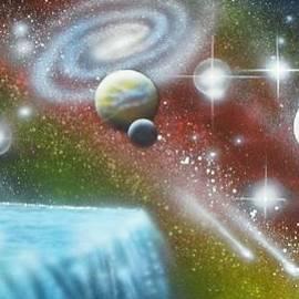 Sam Del Russi - Multiverse Falls