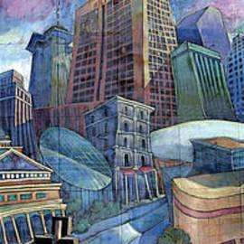 Steven Parker - Mural New Orleans