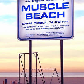 Art Block Collections - Muscle Beach