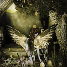Kristie  Bonnewell - Mushroom Fairy