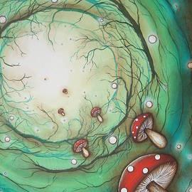 Krystyna Spink - Mushroom Time Tunel