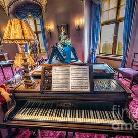 Adrian Evans - Music Room