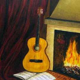 Persephone Artworks - Music warms the soul