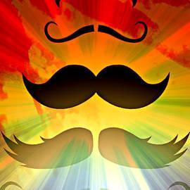 Ally  White - Mustache Stash