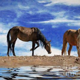 Janice Rae Pariza - Mustang Ridge