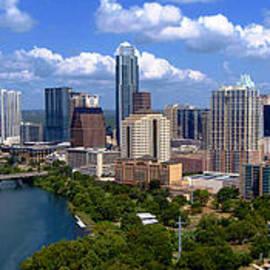 James Granberry - My Austin Skyline no signature text