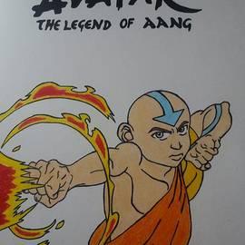 Eua  Kourakh - My Avatar Drawings