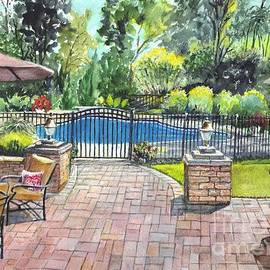 Carol Wisniewski - My Backyard Vacation