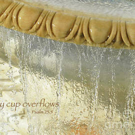 Ann Horn - My Cup Overflows