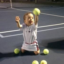 Reno Manne - My Daughter Rosemarie, Future Tennis