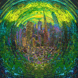 Lee Haxton - my Emerald City...  SF