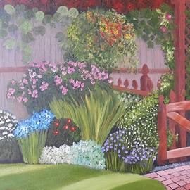 Dorothy Merritt - My Garden Gate
