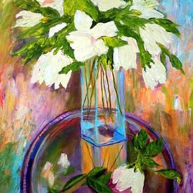 Barbara Pirkle - My Gardenias