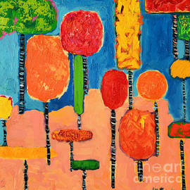 Ana Maria Edulescu - My Happy Trees 2