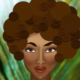 Lisa Knechtel - My Inner Nubian Goddess