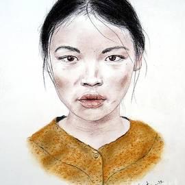 Jim Fitzpatrick - My Kuiama a Young Vietnamese Girl