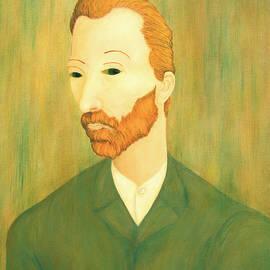 Jerome Stumphauzer - My Modigliani Portrait of Vincent Van Gogh