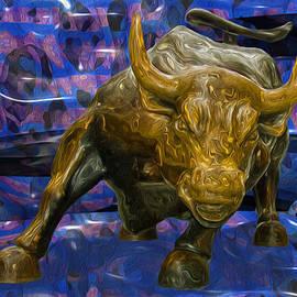 Jack Zulli - My New York City Bull