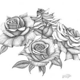 Patricia Hiltz - My Roses