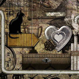 Barbara  White - My Steampunk Heart