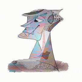 Iris Gelbart - My version of Picasso