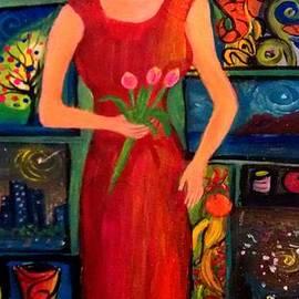 Deyanira Harris - My world in the Art