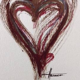 Marian Palucci - Myeloma Awareness Heart