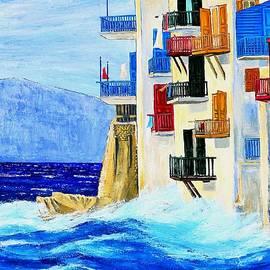 Dimitra Papageorgiou - Mykonos 1