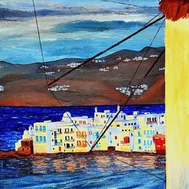 Dimitra Papageorgiou - Mykonos 2