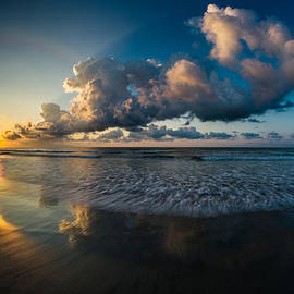 Randy Scherkenbach - Myrtle Beach Sunrise
