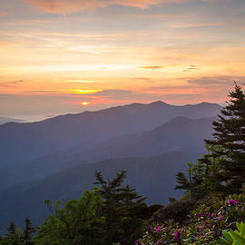 Doug McPherson - Myrtle Point - Mt LeConte