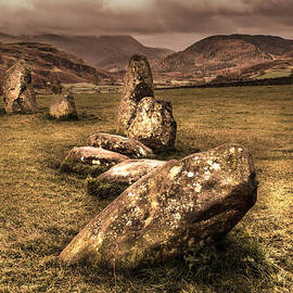 Linsey Williams - Mysterious Castlerigg Stone Circle