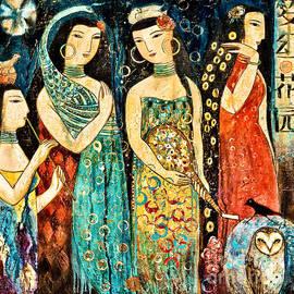 Shijun Munns - Mystic Garden