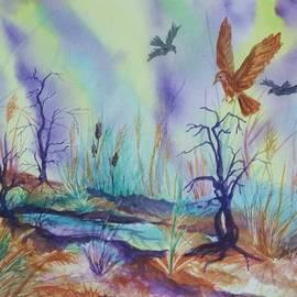 Ellen Levinson - Mystic Pond