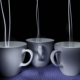 Steven Milner - Mystic Tea Cups - Light Painting