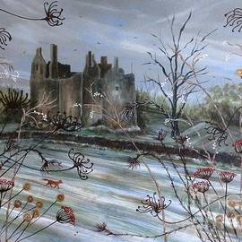 Pam Mckenzie - Mystical Scottish Castle On A Cold Winters Morning