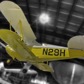 John Straton - N 28 H experimental airplane