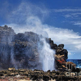 Keith Ducker - Nakalele Blowhole