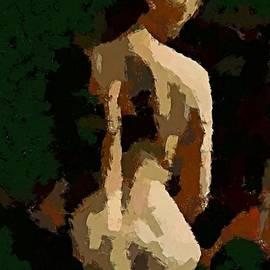 Dragica  Micki Fortuna - Naked Susan