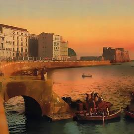 Douglas MooreZart - Naples Italy 1920