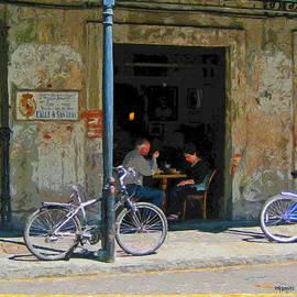 Rebecca Korpita - Napoleon House Bar New Orleans French Quarter