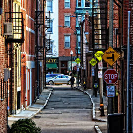Mike Martin - Narrow North End Street