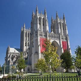 Robert Murray - National Cathedral  Washington.