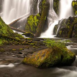 Dustin  LeFevre - National Creek Falls
