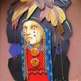Photographic Art and Design by Dora Sofia Caputo - Native American Artwork