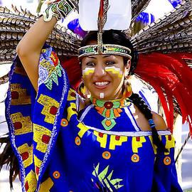 Joe Paradis - Native American Beauty
