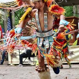 Kim Bemis - Native American Dance - Nanticoke Powwow
