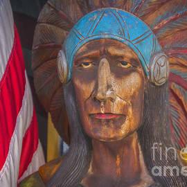 Mitch Shindelbower - Native American