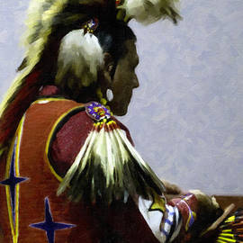 F Leblanc - Native American Pow Wow Regalia