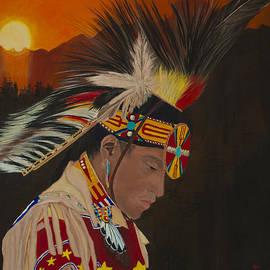 Dee Browning - Native Spiritural SunRise